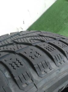 4Winter tires 225/60R16