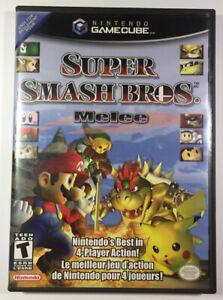 Super Smash Bros. Melee - Gamecube Game CIB