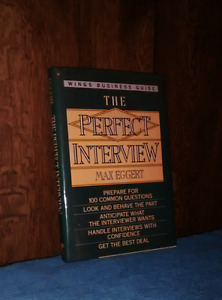 The Perfect Interview by Max Eggert
