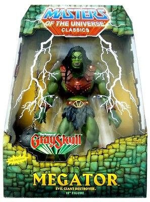 Classics Club Eternia Megator Deluxe Action Figure [The Power of Gray Skull] online kaufen