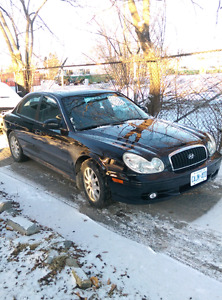 Certified 05 Hyundai Sonata, Low Km