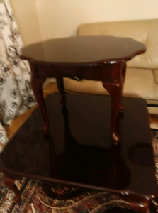 One coffee table and one side table