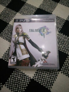 Final Fantasy XIII (PS3) Complete and Mint