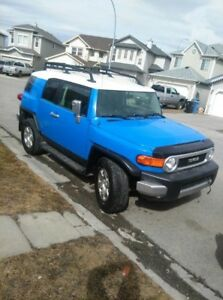2007 Toyota FJ Cruiser 4x4 Price reduced