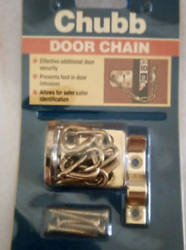 Chub high security door chain