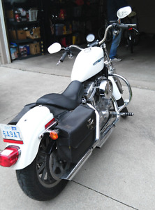 Lady driven Harley for sale