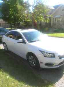 Selling my Chevy cruze