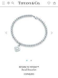Authentic Tiffany & Co Bracelet!! Like New Condition