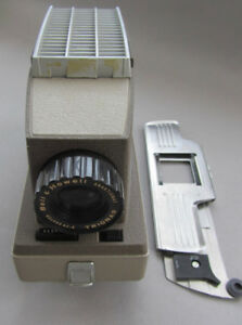 Projector for Medium Format Slides 6x6 AND 35mm