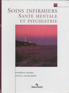 SOINS INFIRMIERS: SANTE MENTALE ET PSYCHIATRIE
