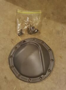 60's and 70's Chevrolet 12 bolt rearend cover