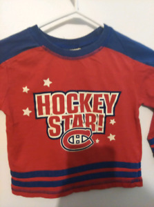 Montreal Canadiens  Hockey Star Shirt