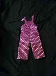 2 pairs of snow pants size 18 months London Ontario image 1