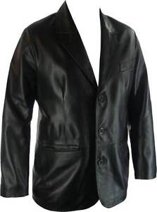 Mens-100-Real-Leather-Suit-Jacket-All-Sizes-G4
