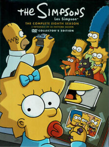 The Simpsons Complete Eighth Season Collector's Edition (4-DVD B