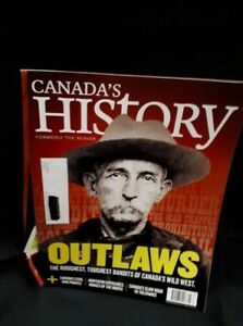 April/May 2016 Canada's History Magazine