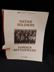 Native Soldiers Foreign Battlefields