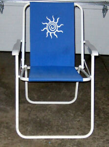 FOLDING LAWN CHAIR Windsor Region Ontario image 1