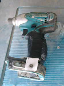 Makita 18v impact gun drill to only