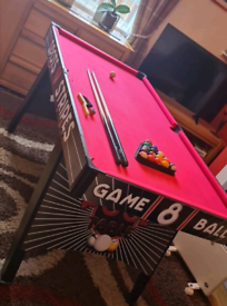 Pool Table - Good Condition