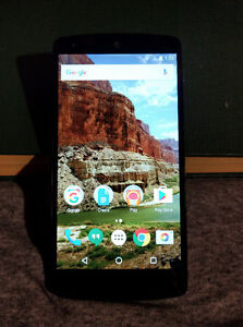 LG Nexus 5 - works on any carrier