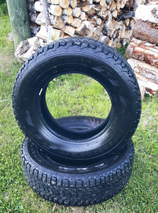 245/75/R17 Winter Studded Tires