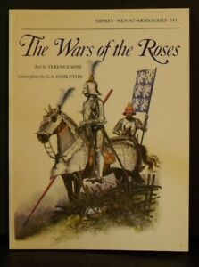 Osprey   Men-At-Arms Series # 145   The Wars of the Roses