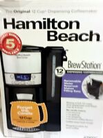 New Hamilton Beach 47950 12-Cup BrewStation