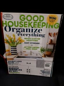 March 2016 Good Housekeeping Magazine