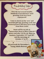 Fundraiser: Riverview NB - Immaculate Heart of Mary church