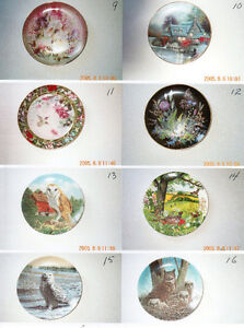 Collector Plates (at this reduced price ) West Island Greater Montréal image 2