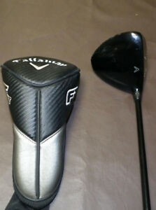 Callaway FT iz 3 metal lefty.