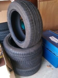 """All Season 17"""" Tires for Sale - 215/55/R17"""