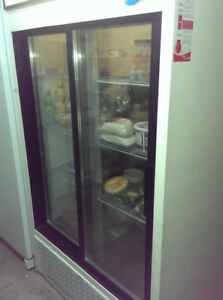 Frigo Portes Coullissantes - Sliding Door Fridge