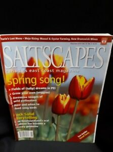 May/June 2014 Saltscapes Canada's East Coast Magazine