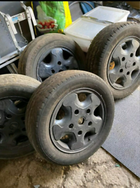 Ford transit mk6 mk7 16 inch alloy wheels