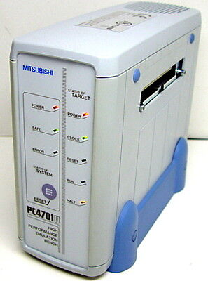 Mitsubishi Pc4701u High Performance Emulation Bench Emulator Unit Renesas Mcu