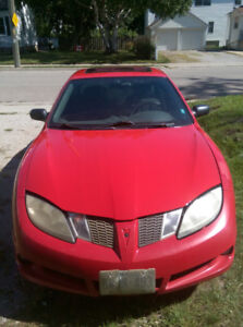 2004 Pontiac Sunfire, Performace upgrades,  Rust Free, Certified