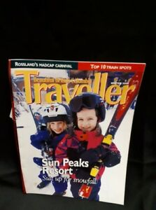 Winter 2000 Beautiful British Columbia Traveller Magazine