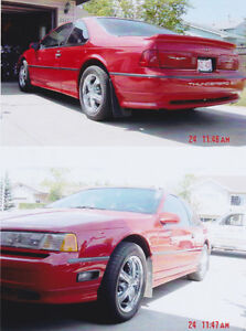 1989 Ford Thunderbird Super Coupe (2 door)