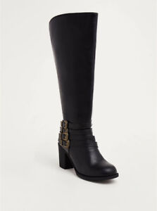 New in Box TORRID Knee-High Boots 11 Wide