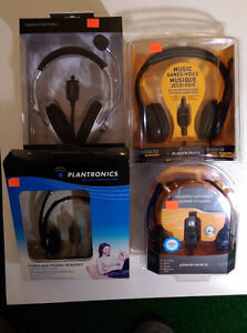 Brand New High End Business and Gaming Class headsets
