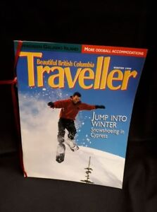 Winter 1999 Beautiful British Columbia Traveller Magazine