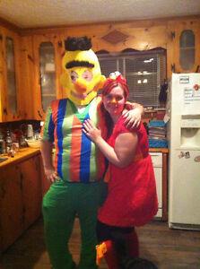 Couples costume!