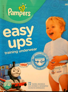 Brand New Unopened Pampers Easy up Training Diapers