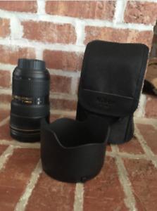 Nikon DSLR Lens: Nikon AF-S 24-70mm f/2.8 G IF-ED