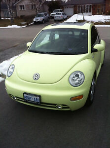 2001 Beetle Kawartha Lakes Peterborough Area image 1