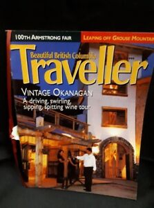 Fall 1999 Bautiful British Columbia Traveller Magazine
