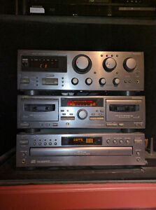 JVC Stereo & components