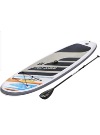 Bestway Hydro-force Unisex SUP, white cap 2021 Stand Up Paddle Board